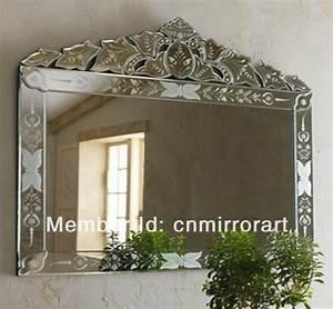 Achetez en Gros rectangulaire miroir vénitien en Ligne à