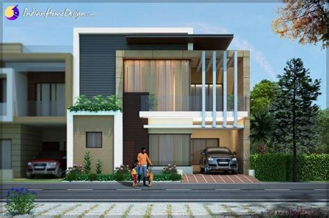 modern punjab home design  unique architects