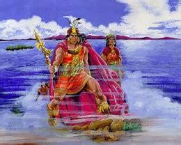 leyendas que explican el origen imperio incaico