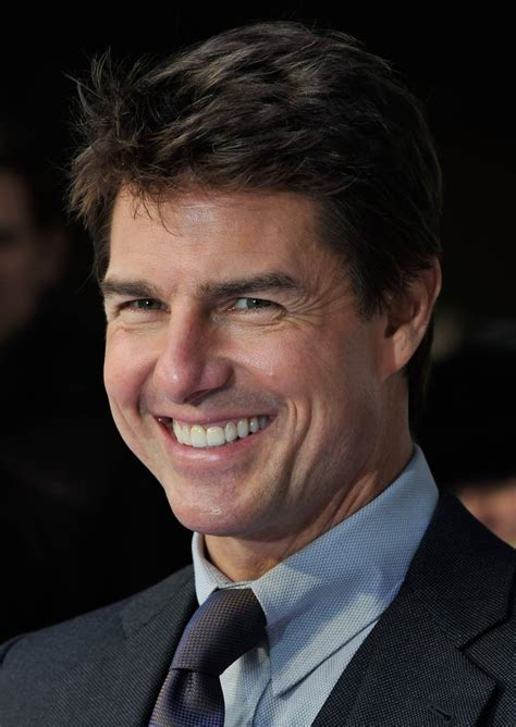 Tom Cruise at the Oblivion UK Premiere in London ...