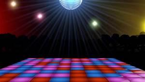Image Gallery disco floor