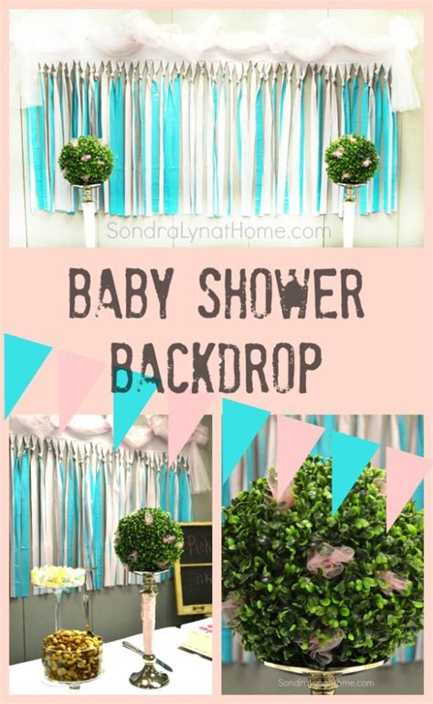 front door curtains decorating for a baby shower lyn at home
