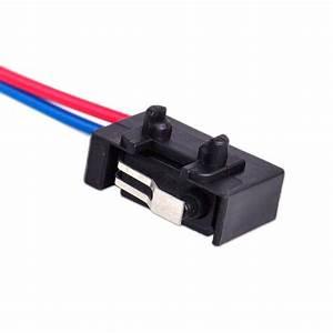Left Right Front Door Lock Micro Switch For Vw Passat B5