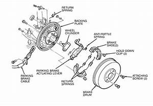 Ford Focus Rear Brake Diagram Pictures To Pin On Pinterest