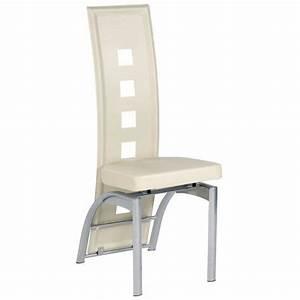Lot de 4 chaises de salle a manger design karo achat for Chaises de salle à manger design