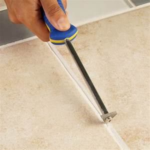 repair maintenance qep With floor tile grout removal tool