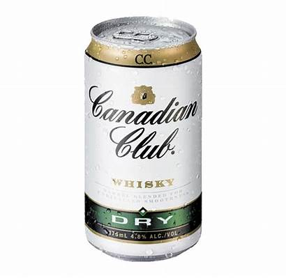 Canadian Club Dry Cans Tr Mixed Pre