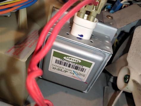 ge monogram microwave turns   doesnt heat repair prime hvac appliance repair