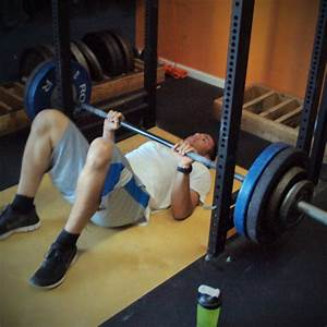 floor press bridgetown crossfit and barbell club With crossfit floor press