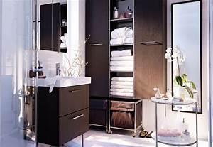 muebles para bano con poco espacio With kitchen colors with white cabinets with rangement papier toilette