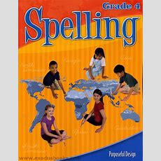 Acsi Spelling 4  Worktext  Exodus Books