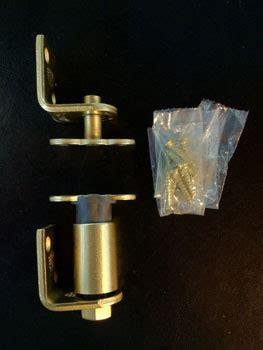 bommer   hold open louver door steel gravity pivot