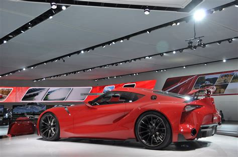 2018 Toyota Ft 1 Concept Picture 538460 Car Review