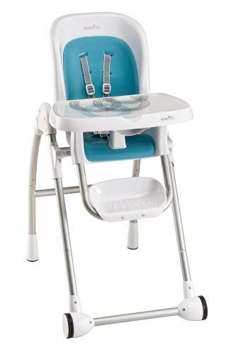 Evenflo Modern 200 High Chair Crayon Scribbles by Evenflo Modern 300 High Chair