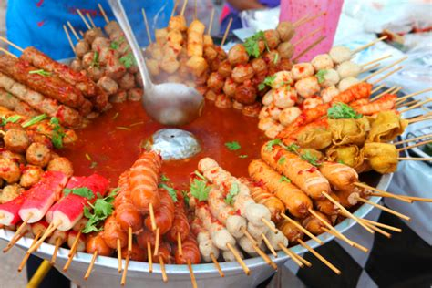 cuisine thailande banned all food from the iconic food