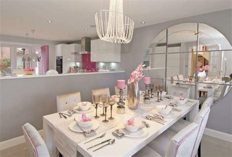 cuisine salle a manger ouverte mobilier table aménagement cuisine ouverte sur salle à manger