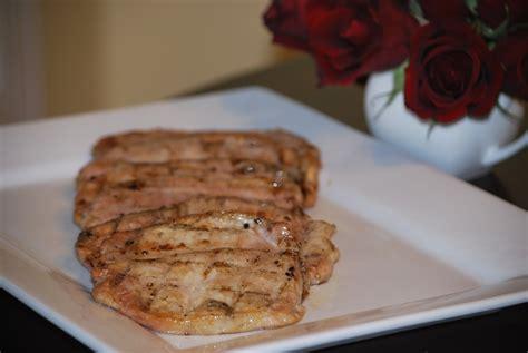 Trim extra fat off your thin boneless pork chops. My story in recipes: Ready, set, go