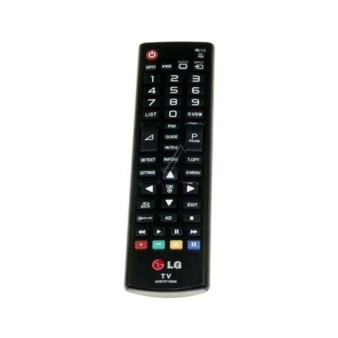 batteries de cuisine télécommande lg 32ln540b ecran lcd akb73715603