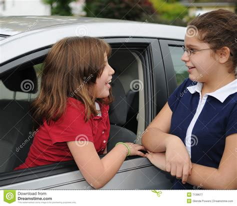 Kids Chatting Royalty Free Stock Photography  Image 7139677