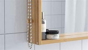 Catalogue Salle De Bains Ikea : miroir salle de bain et meubles avec miroir ikea ~ Dode.kayakingforconservation.com Idées de Décoration