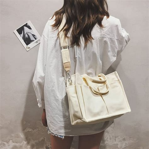 canvas bag reusable shopping bags grocery tote bag alsupersales grocery tote bag