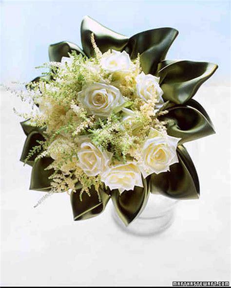 Green Wedding Flowers Martha Stewart Weddings