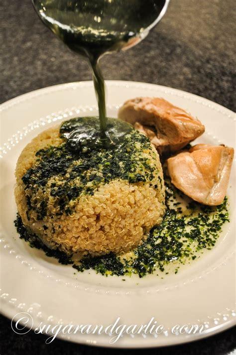 Egyptian Mulokhia Recipe (Jews mallow, jute leaves ...