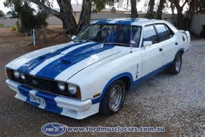 Classic Ford Muscle Cars 4 Door