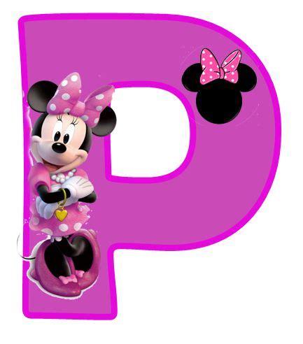 minnie  alphabet  purple alfabeto purpura de minnie guardar  mia pinterest