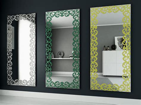 specchi arredo ingresso arredare con gli specchi idee per luce alla casa