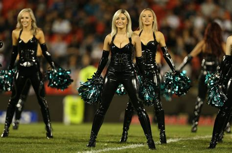 penrith panthers  twitter cheerleader auditions