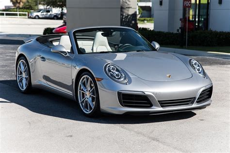 Since 1 september 2017 certain new cars have been type approved in accordance with the worldwide. Used 2017 Porsche 911 Carrera S For Sale ($92,900) | Marino Performance Motors Stock #154428