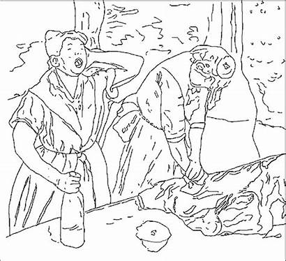 Degas Coloring Pages Paintings Famous Edgar Painters