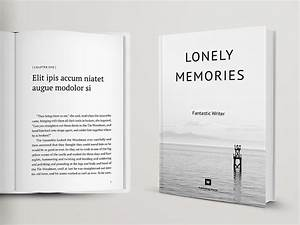 novel and poetry book template themzy templates With poetry booklet template