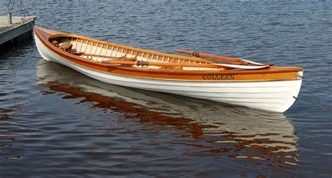 Zulu Skiff by Wooden Boats Byrdwords