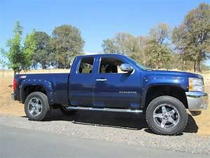 2012 Chevy Silverado 1500  Rocky Ridge 4 Inch Lift Kit And