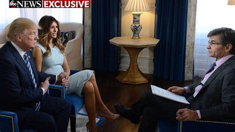 Melania Trump News & Videos - ABC News