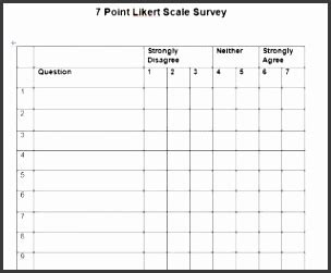 6 likert scale template in ms word sampletemplatess