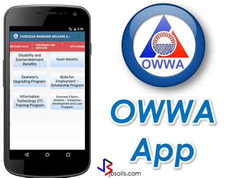 To Continually Avail Of Benefits, Pay Owwa Fee Thru Online