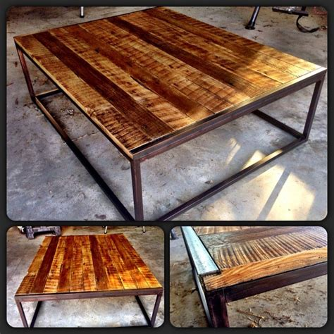 A great coffee table can last for years, so if you're looking for a piece that won't fade quickly, this ashley furniture wesling table is a great choice. Reclaimed T&G Barnwood Coffee Table   Chairish