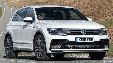 2019 Volkswagen Tiguan Fwd Concept  Car News And Prices