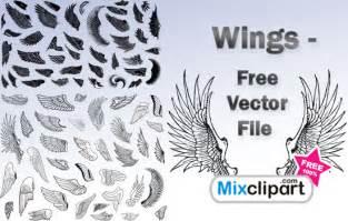 Wings Free Vector File