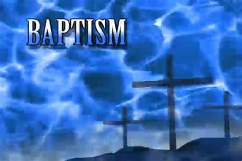 baptism background motioncast video solutions sermonspice