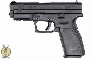 Springfield Xd9 9mm 4 U2033 Black