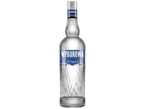wyborowa vodka smooth goes down quench looking easy