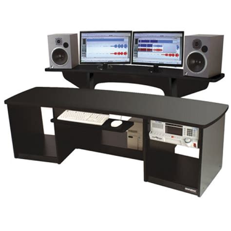 Omnirax Force 24 Multipurpose Audio Video Workstation Frc24b