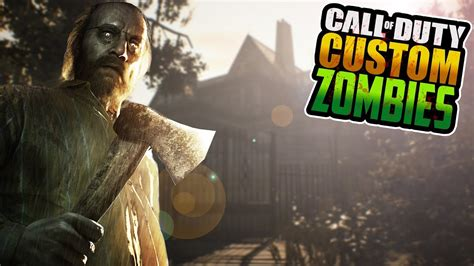 custom bo3 zombie