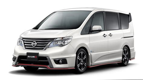 All New Nissan Serena Hybrid C26 Nismo Youtube