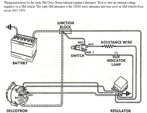 For Small Block Chevy Alternator Wiring Diagram by King Chrome Electrical Charging And Starting Free