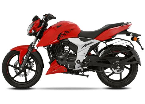 Tvs Apache Rtr 160 Price, Mileage, Review
